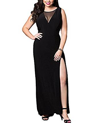 12b61aa116c ▷ Vestidos de fiesta tallas grandes baratos ¡La mejores ofertas online!