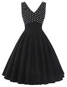 vestido de lunares