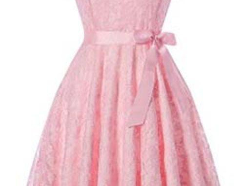 Vestidos de fiesta rosa
